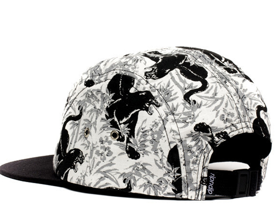 Sex Panther 5 Panel Hat by RIP N DIPOh Snapbacks Strapbacks and 5 550x420