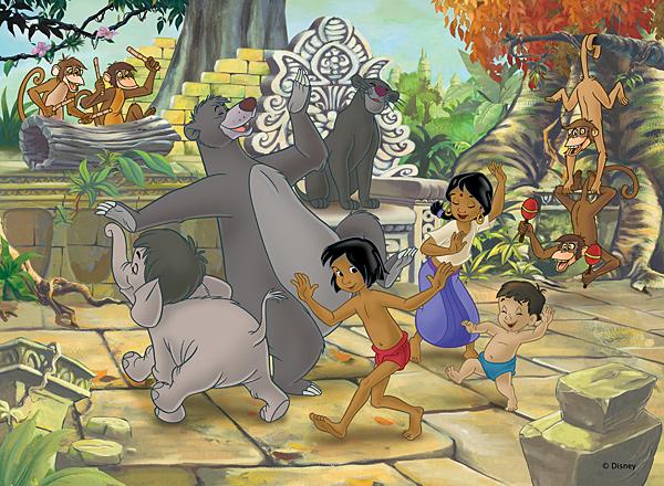 Disney Jungle Book Wallpaper Wallpapersafari