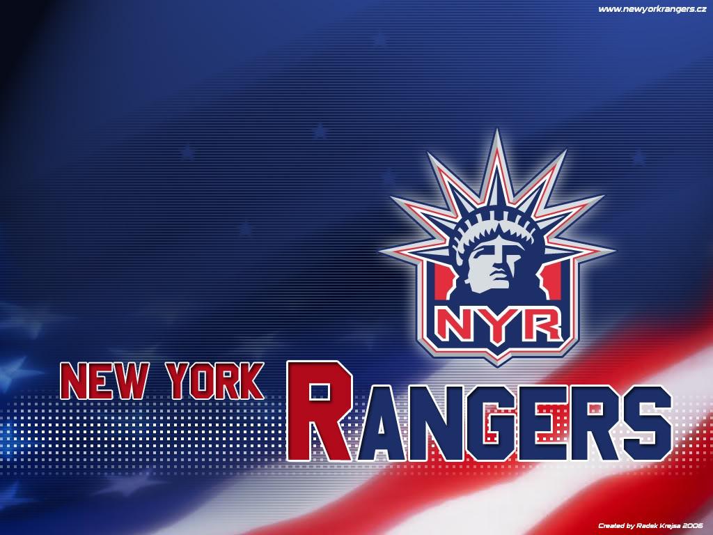 NEW YORK RANGERS Wallpaper NEW YORK RANGERS Background for Desktops 1024x768