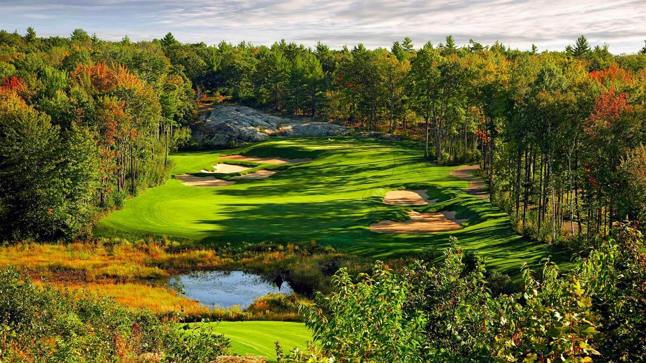 beautiful golf holes wallpapers wallpapersafari