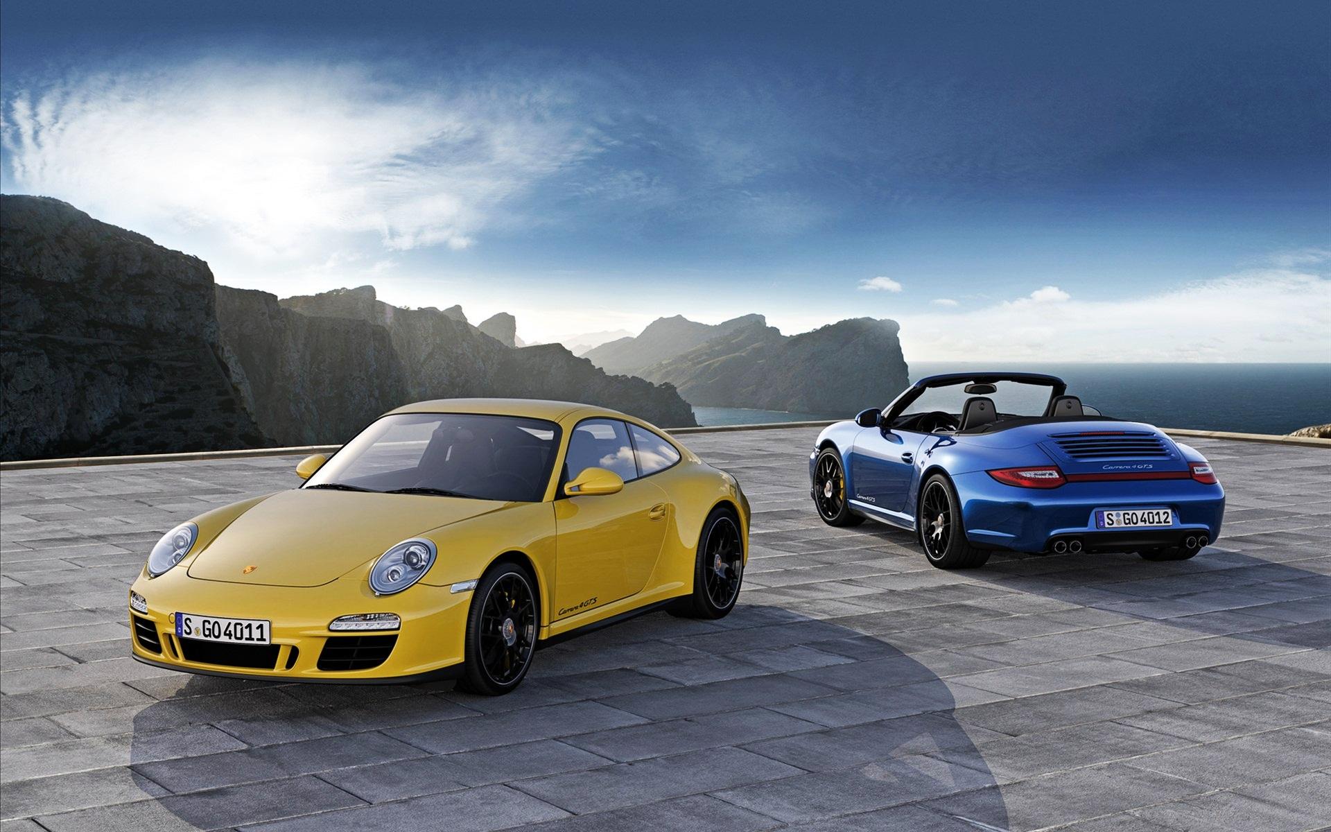 2012 Porsche 911 Carrera 4 GTS Wallpapers HD Wallpapers 1920x1200