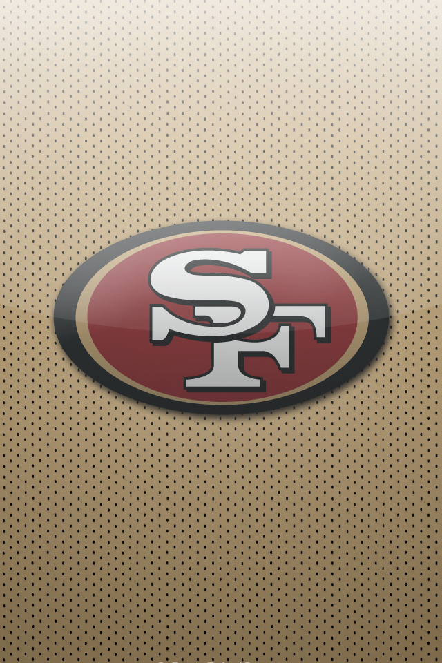 49ers Logo 640x960
