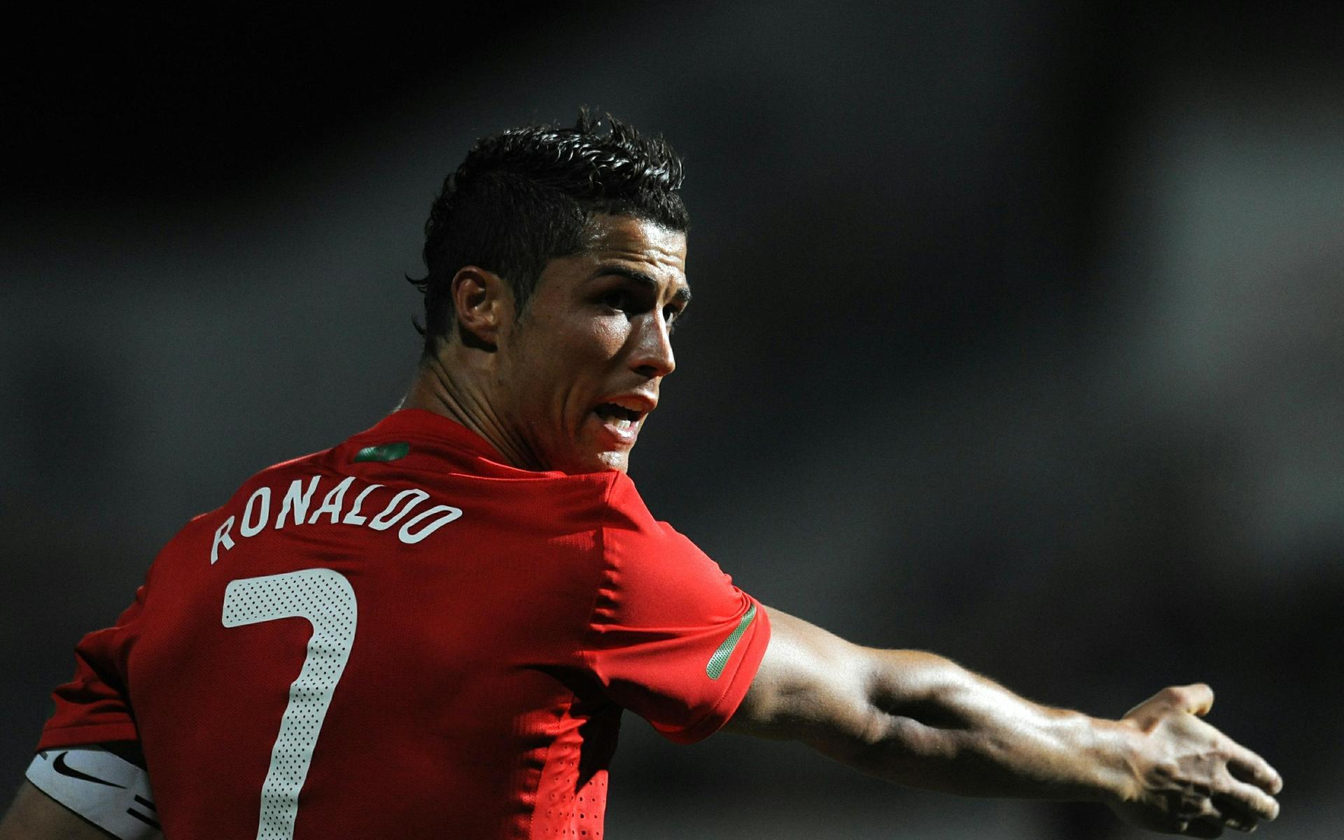 Hd wallpaper ronaldo - Portugal Captain Cristiano Ronaldo Wallpaper Wide Wallpaper With
