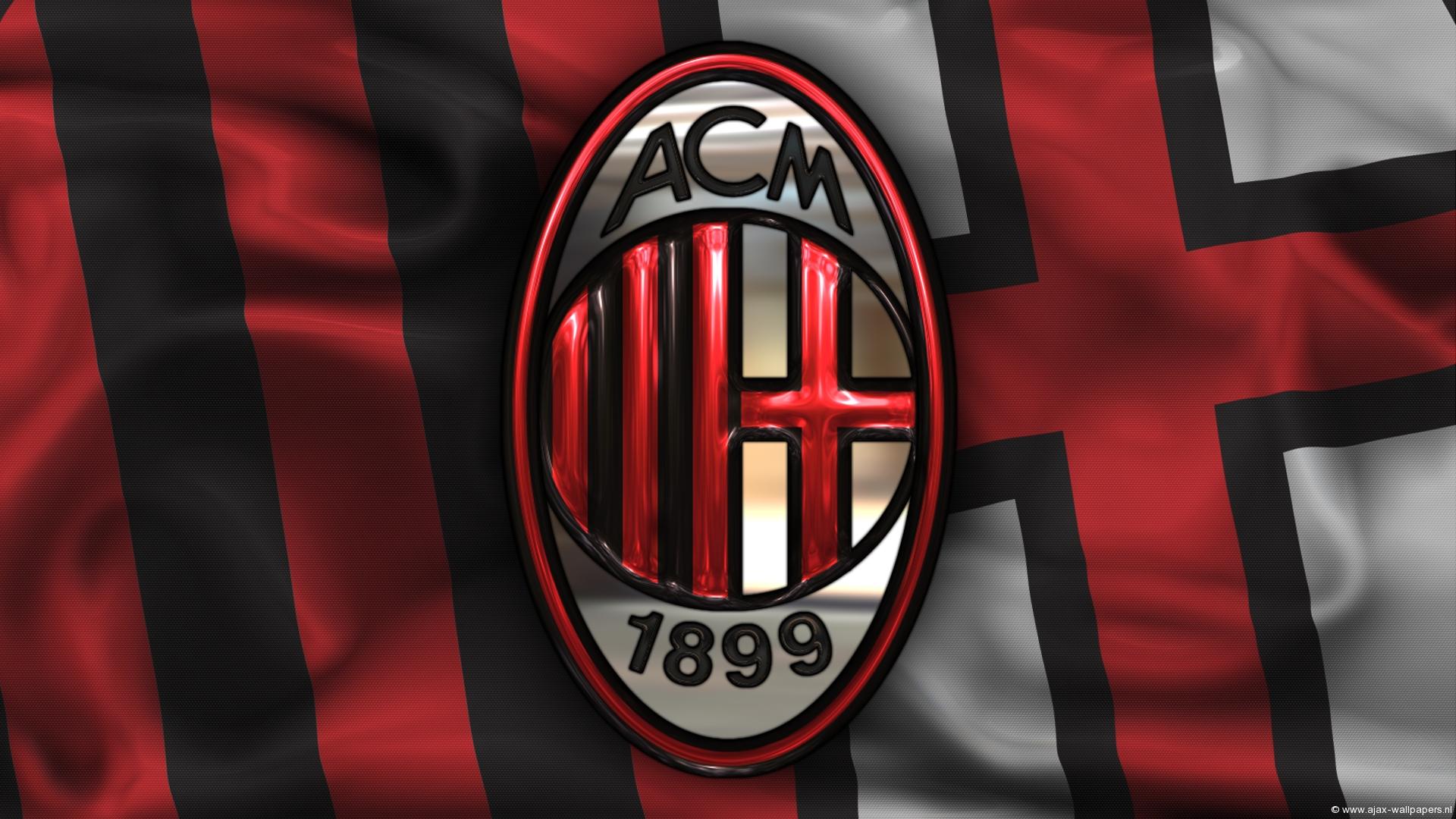 Ac Milan Logo Wallpaper Themes 2015 11812 Wallpaper Cool 1920x1080
