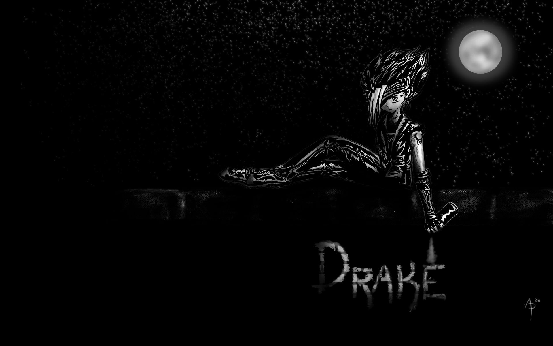 background drake angel pictures art 1920x1200 1920x1200