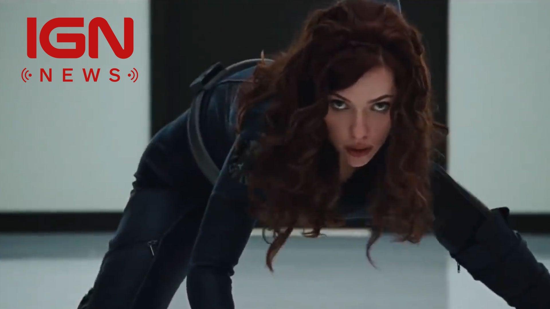 Black Widow Solo Film Casts Rival Spy   IGN News Video Super Hero 1920x1080