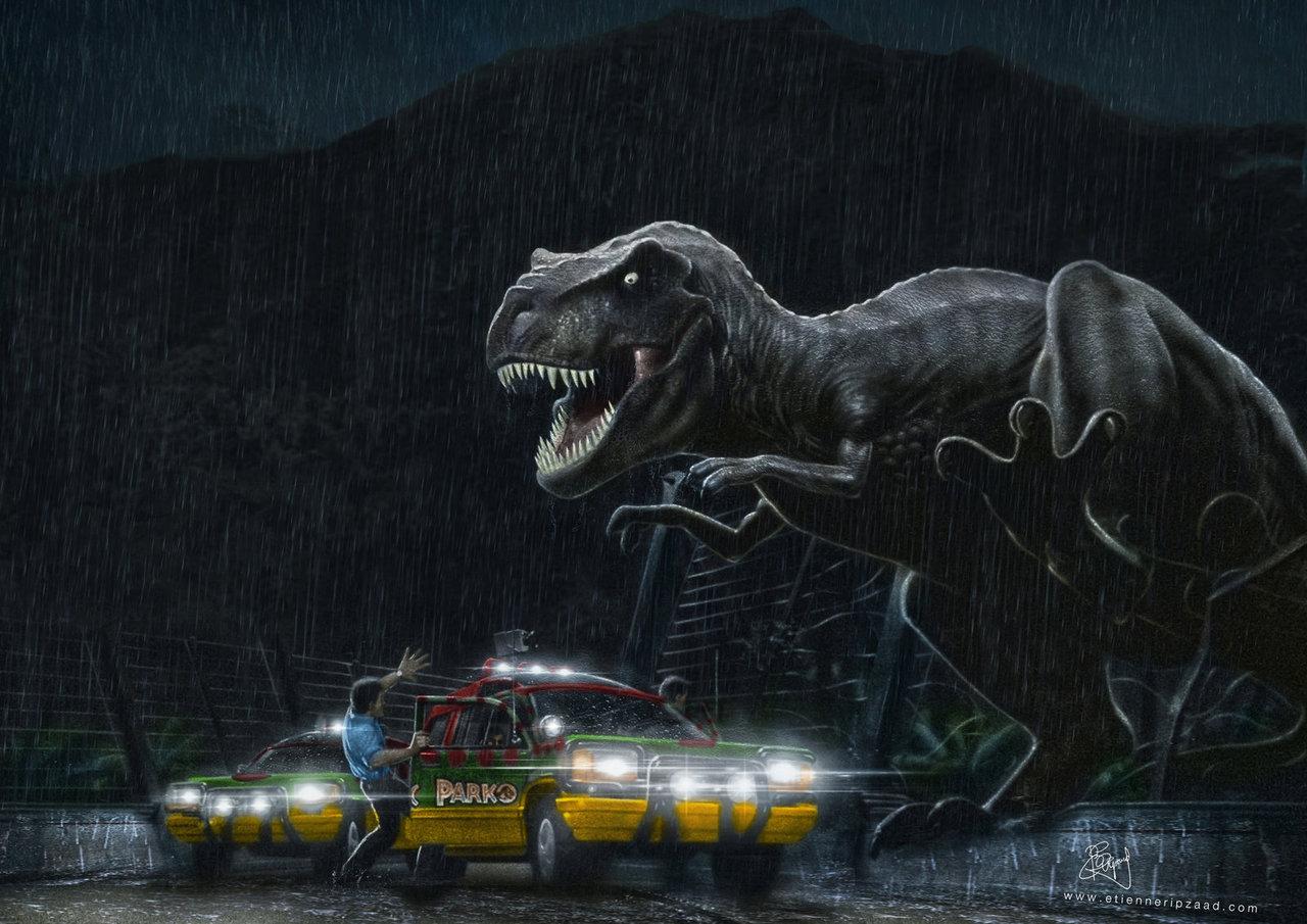 Jurassic Park t Rex Wallpaper Jurassic Park t Rex Wallpaper 1280x905