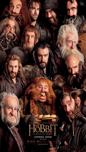 The Hobbit An Unexpected Journey iPhone 5 Wallpaper Background 282x500