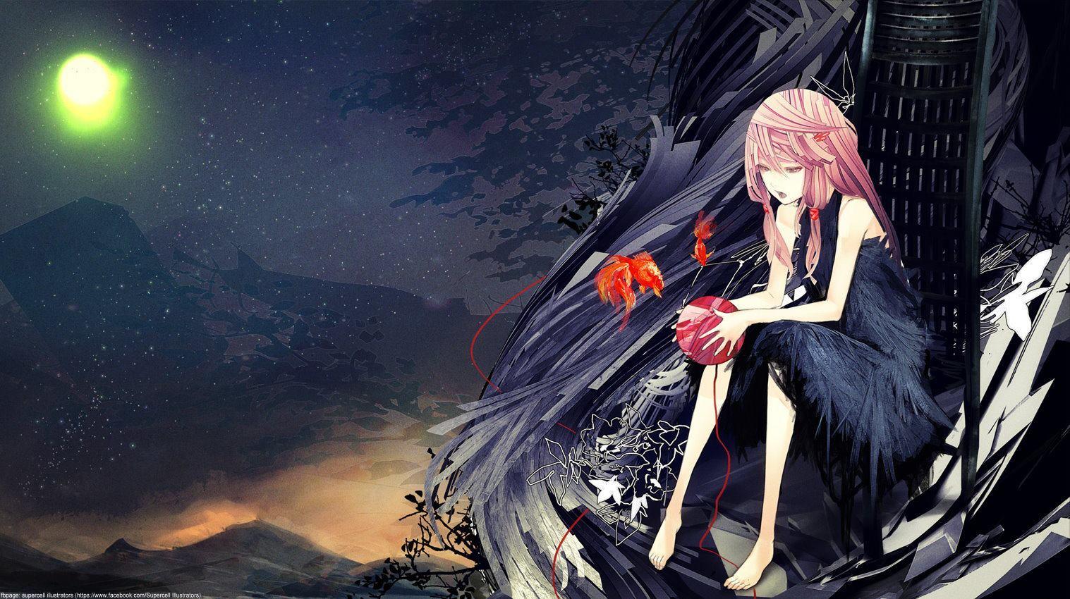 Yuzuriha Inori Download Yuzuriha Inori Image   Egoist 1517x850
