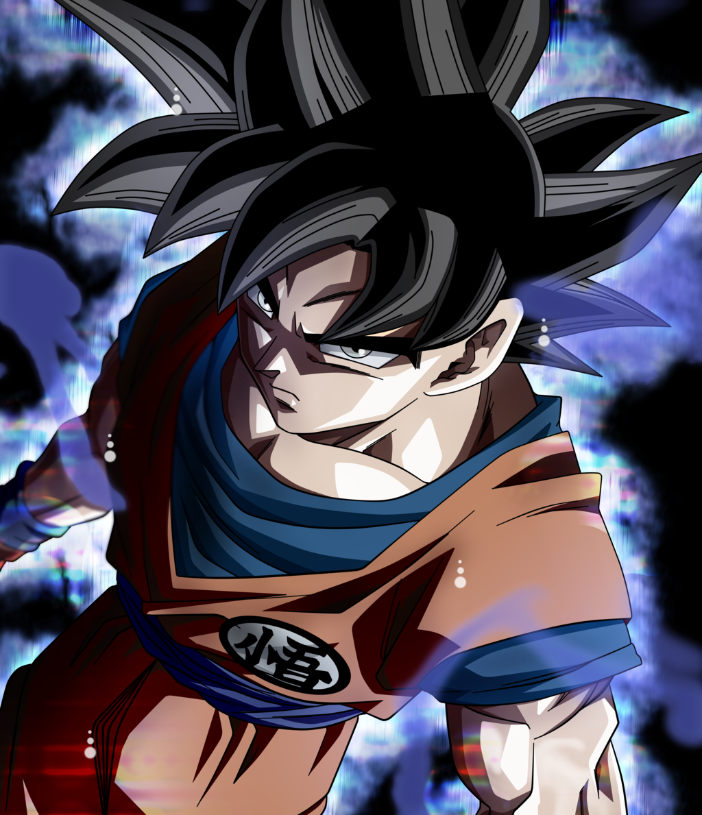 Goku Ultra Instinct Wallpapers 1024x1189
