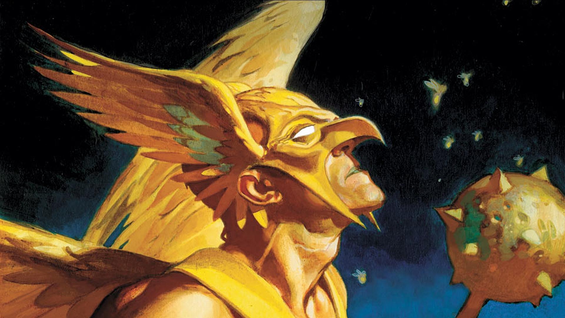 Comics   Hawkman Wallpaper 1920x1080