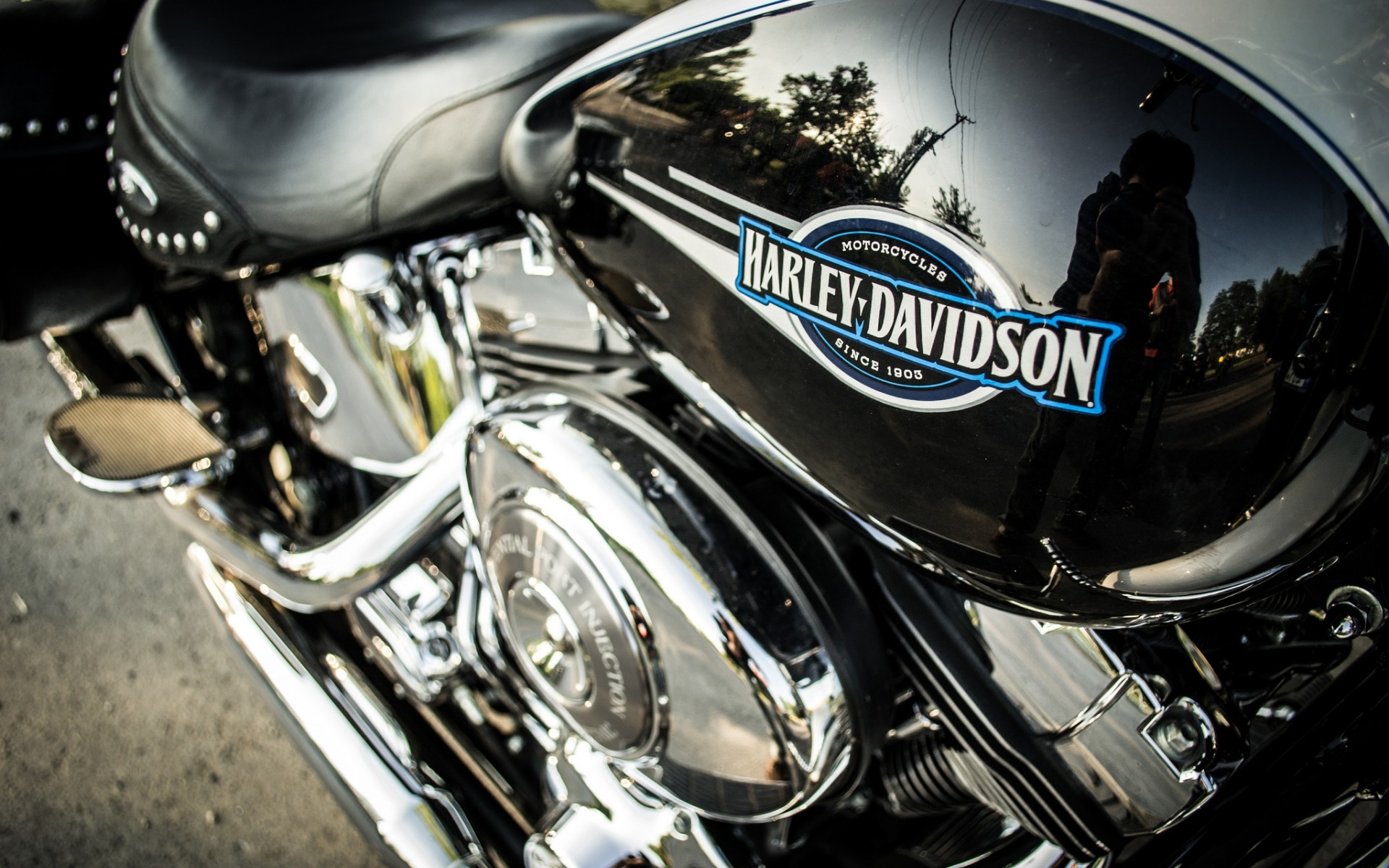 Harley davidson wallpaper for ipad wallpapersafari wallpaper hd harley davidson logo hd wallpaper expert 1920x1200 voltagebd Images