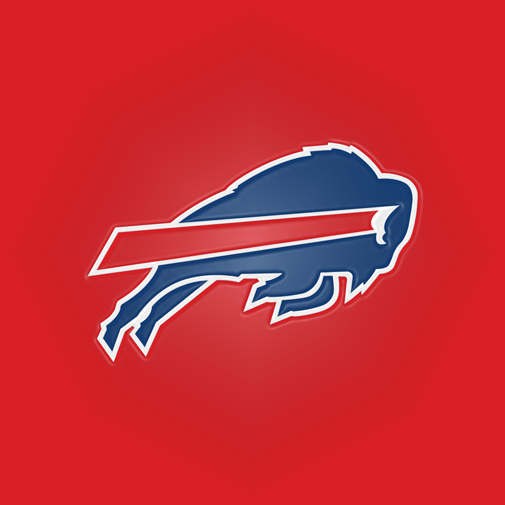 iPad Wallpapers with the Buffalo Bills Team Logos Digital Citizen 1024x1024