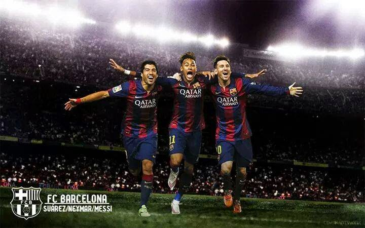 2015 FC Barcelona Wallpapers Hd The Art Mad Wallpapers 720x450