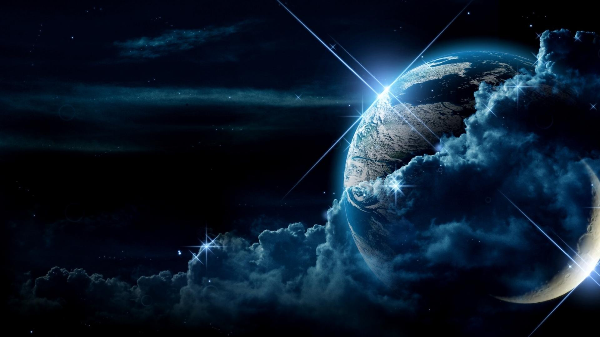 Earth Space Backgrounds - HD Wallpapers