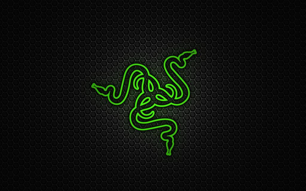 Razer Wallpaper Hex Mesh By 1024x640
