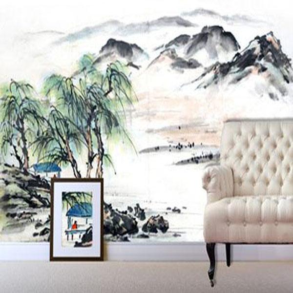 Asian Wall Murals Wallpaper Wallpapersafari