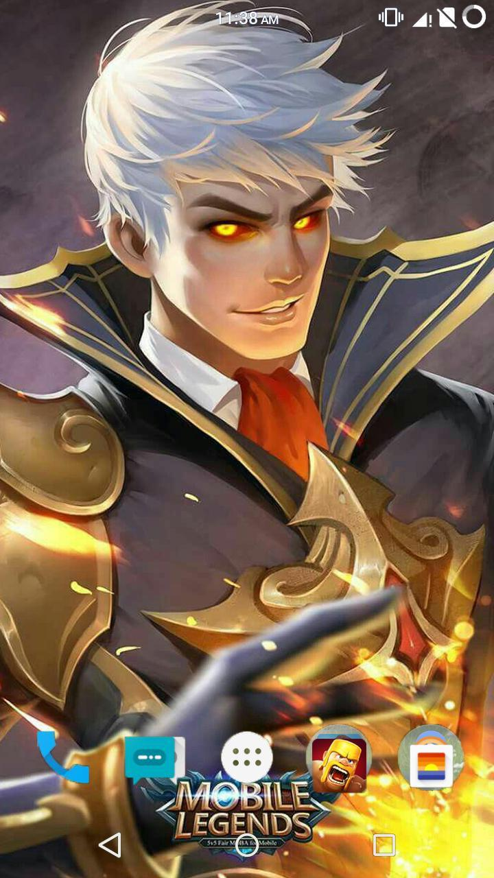 Wallpaper Hero Mobile Legends HD for Android   APK Download 720x1280