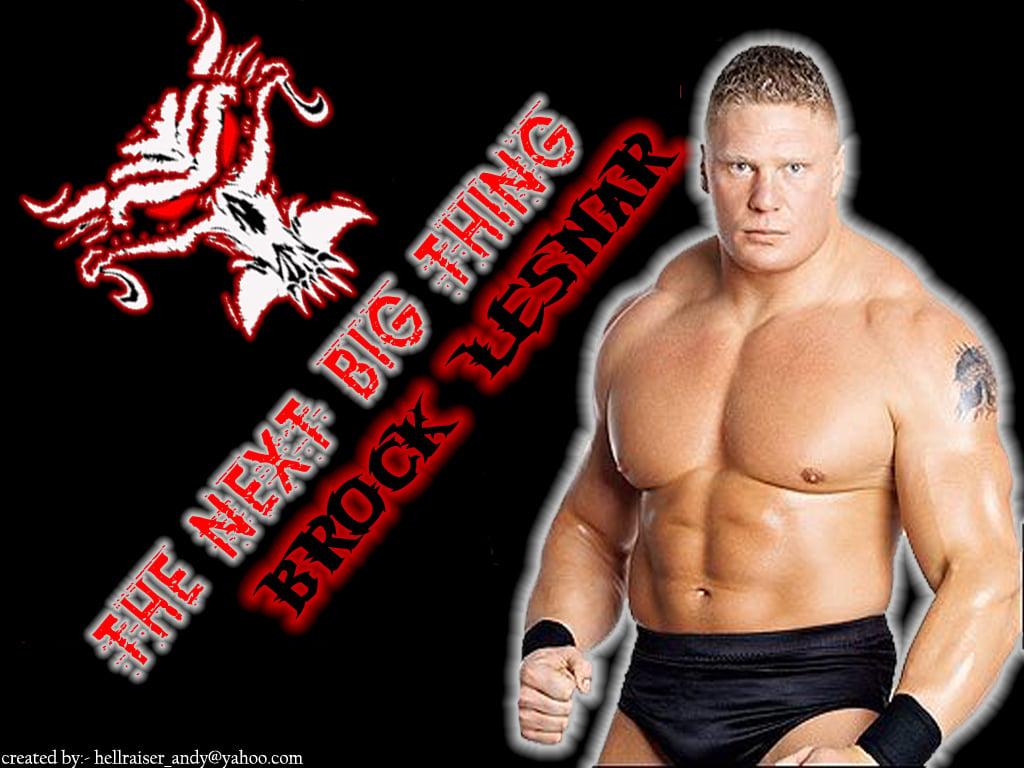 Sports Mobiles Cars Funny etc WWE Wrestler Brock Lesnar Wallpapers 1024x768
