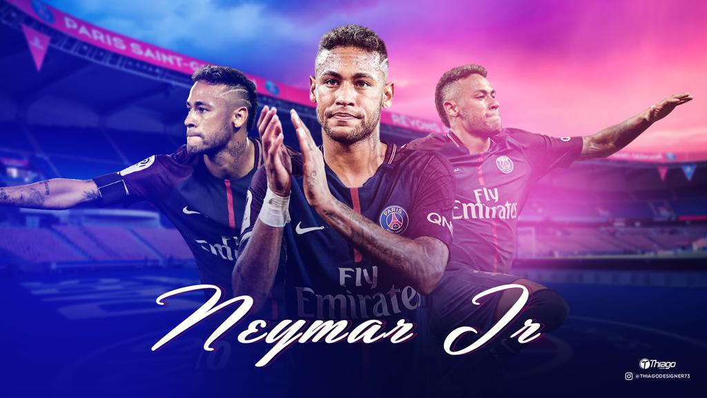 Free Download Neymar Jr Desktop Wallpaper By Thiagojustino