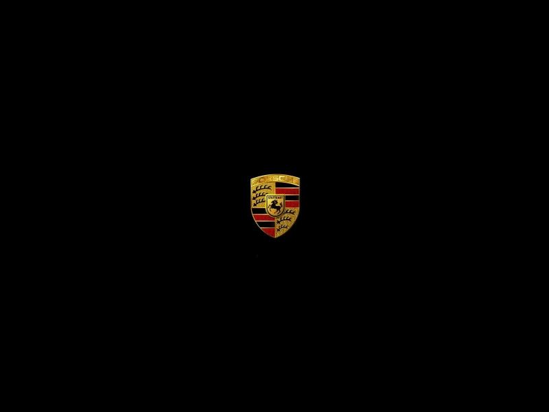 Porsche Logo Wallpaper 800x600