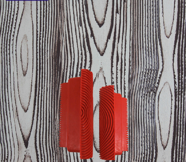 Wood wallpaper diatom mud tools liquid wallpaper imitation wood 606x527