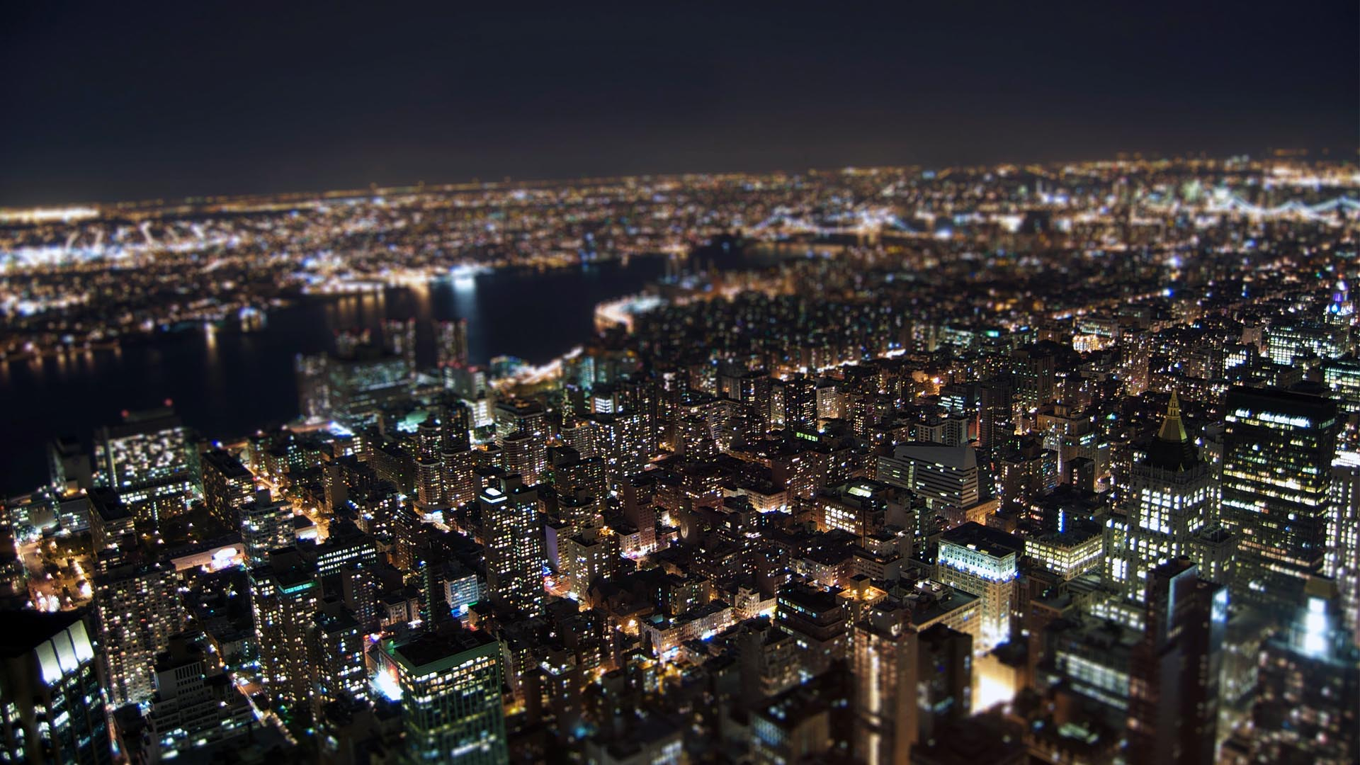 New York Night HD Wallpaper FullHDWpp   Full HD Wallpapers 1920x1080