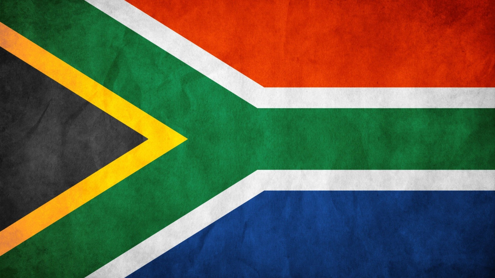 South Africa Flag   Wallpaper High Definition High Quality 1920x1080