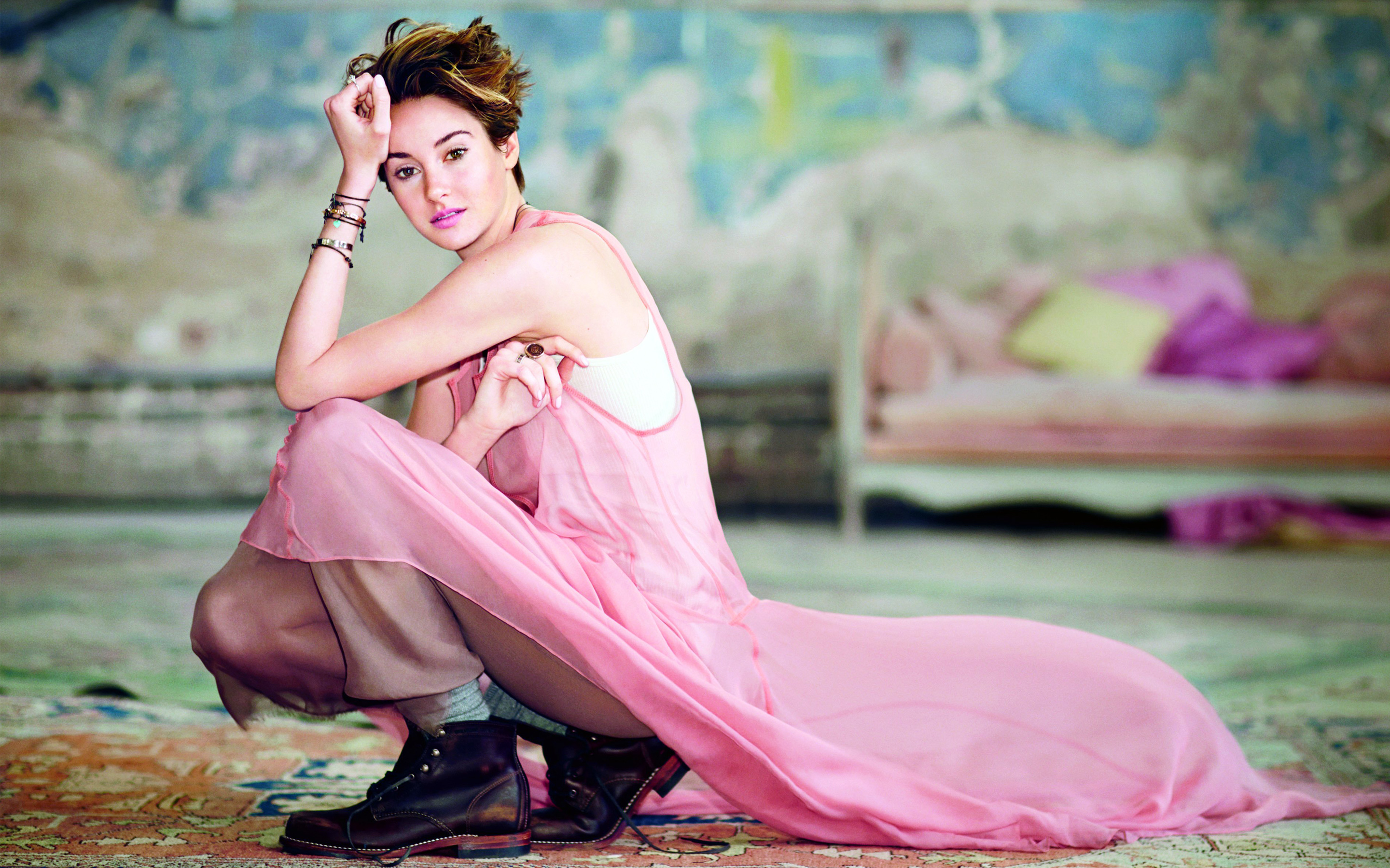 Shailene Woodley Wallpapers Pictures Images 2880x1800