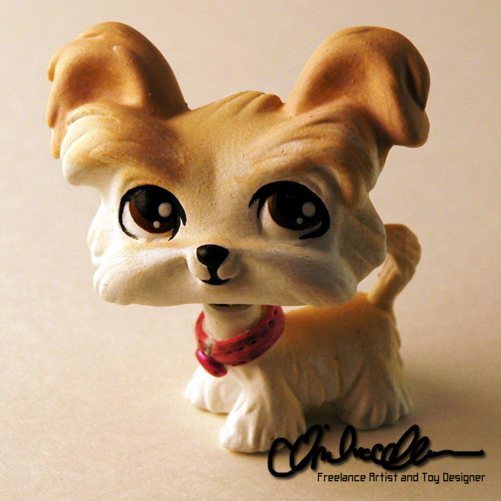 Zoey custom Littlest Pet Shop toy by thatg33kgirl 1024x1024