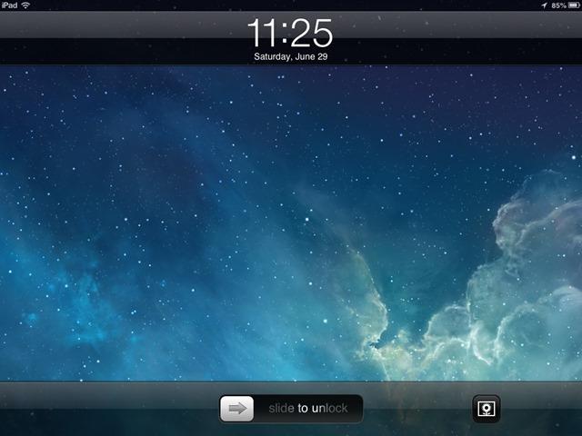 Weekend iPad Wallpapers iOS 7 Home and Lock Screen Walls iPad 640x480