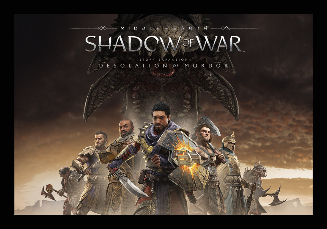 Shadow of War on Twitter The Desolation of Mordor DLC releases 1100x770