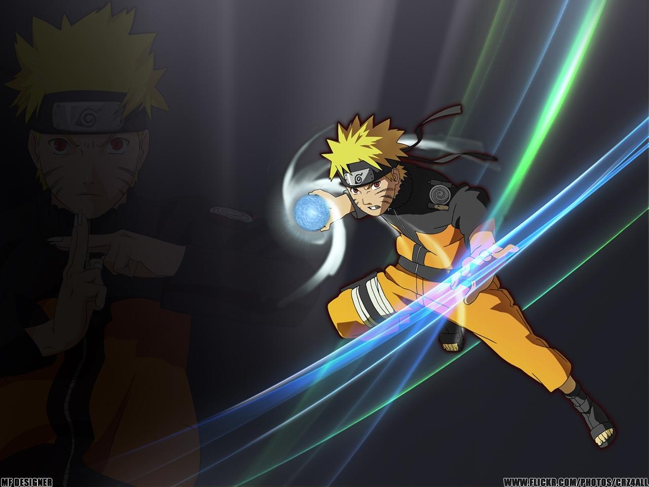 Wallpapers Naruto y Gaara 1280x960