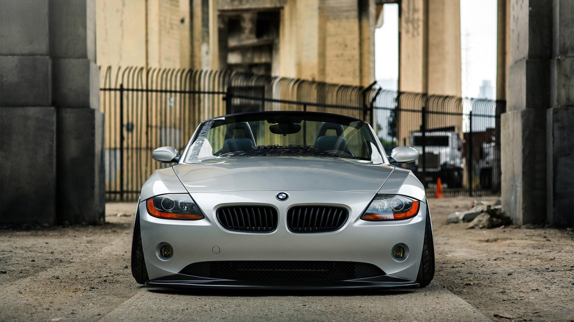 Bmw z4 coupe slammed cars wallpaper 62608 1920x1080