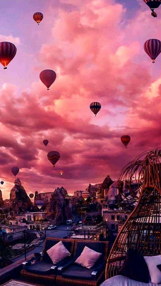 Beautiful Balloons iPhone Wallpaper Wallpaper Hubs 564x1002