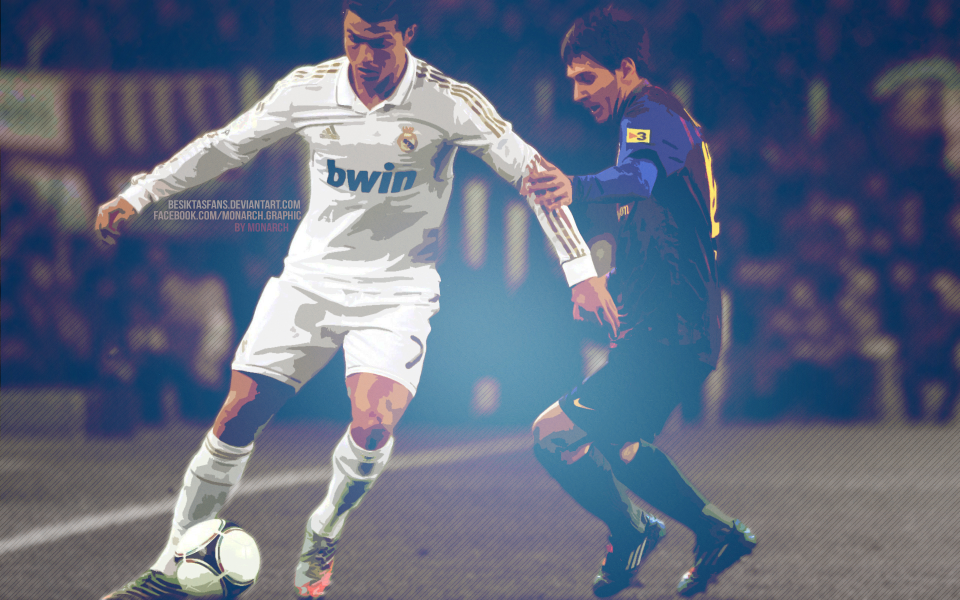 Messi Vs Ronaldo Facts And Stats Updated Football Auto Design Tech 1920x1200