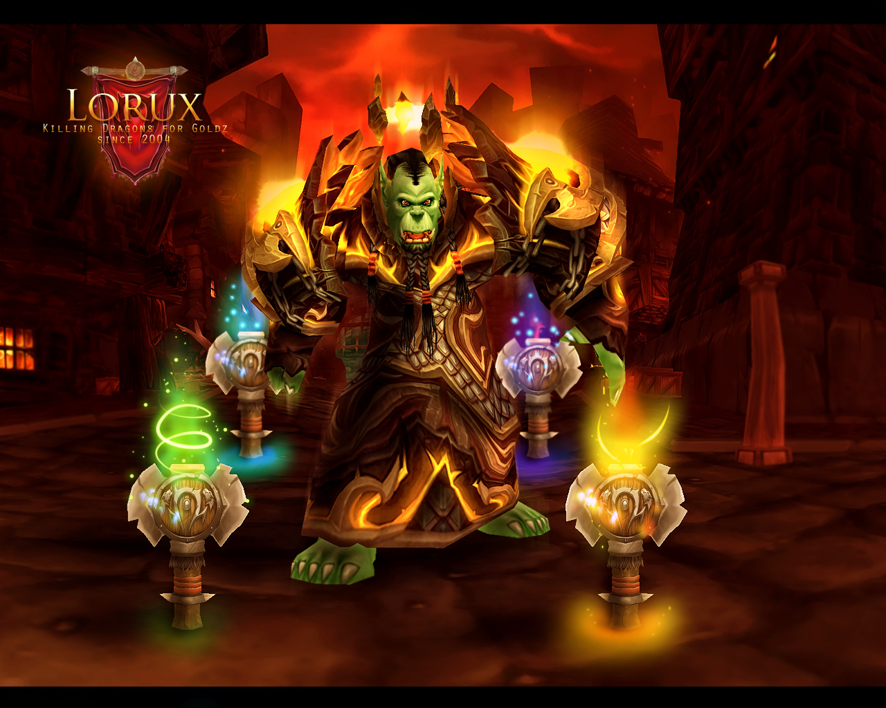 Free Download Wow Shaman Wallpaper Displaying 9 Images For