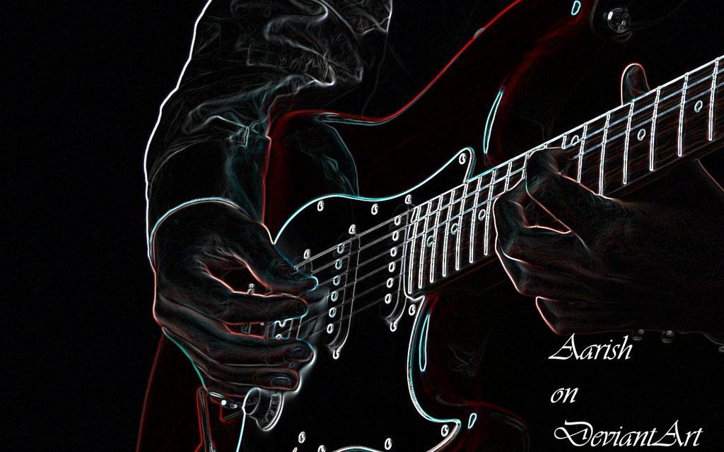 Cool Guitar Backgrounds Wallpapersafari Rh Com