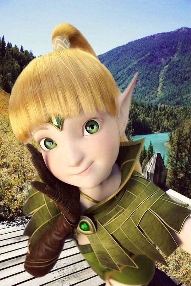 Dragon Nest Warriors Dawn   Liya 3 640x960 fe Dragon nest 640x960