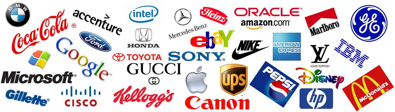 Famous Logos Logo Wallpaper 1344x384