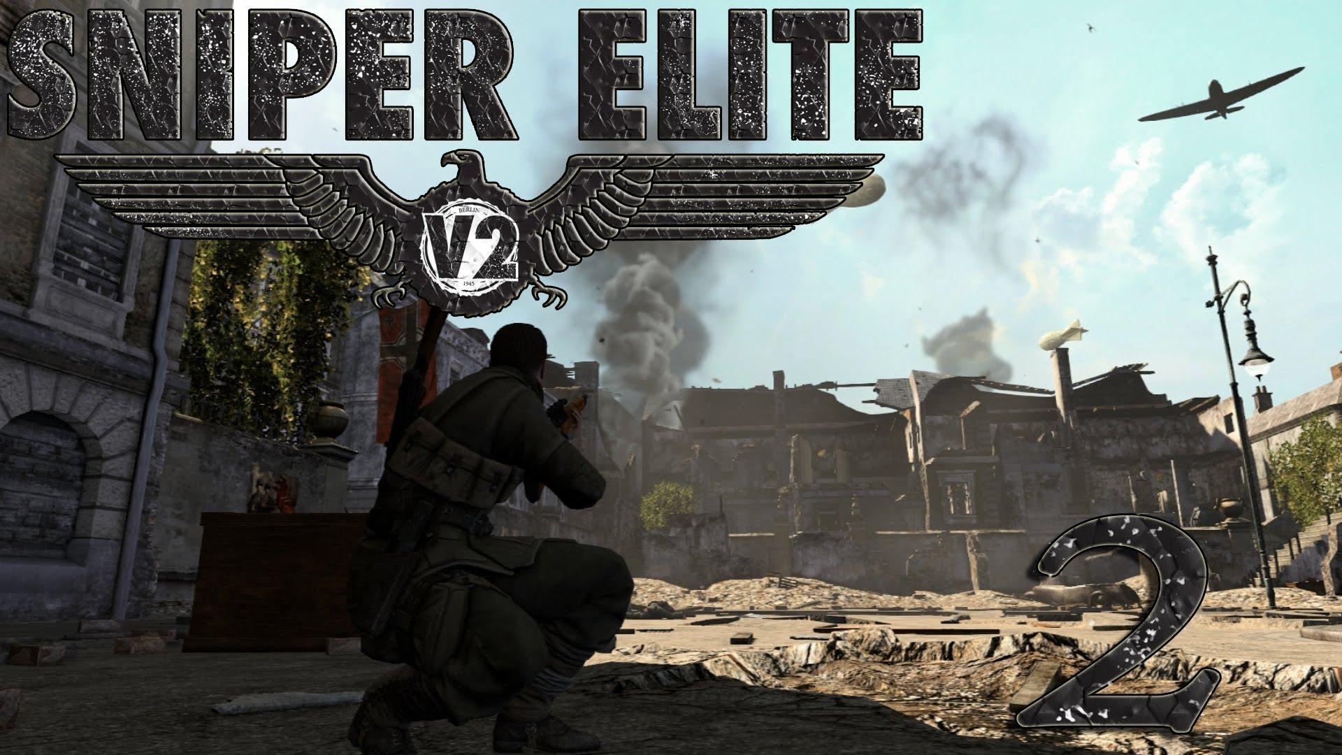 Sniper Elite V2 HD Wallpapers and Background Images   stmednet 1920x1080