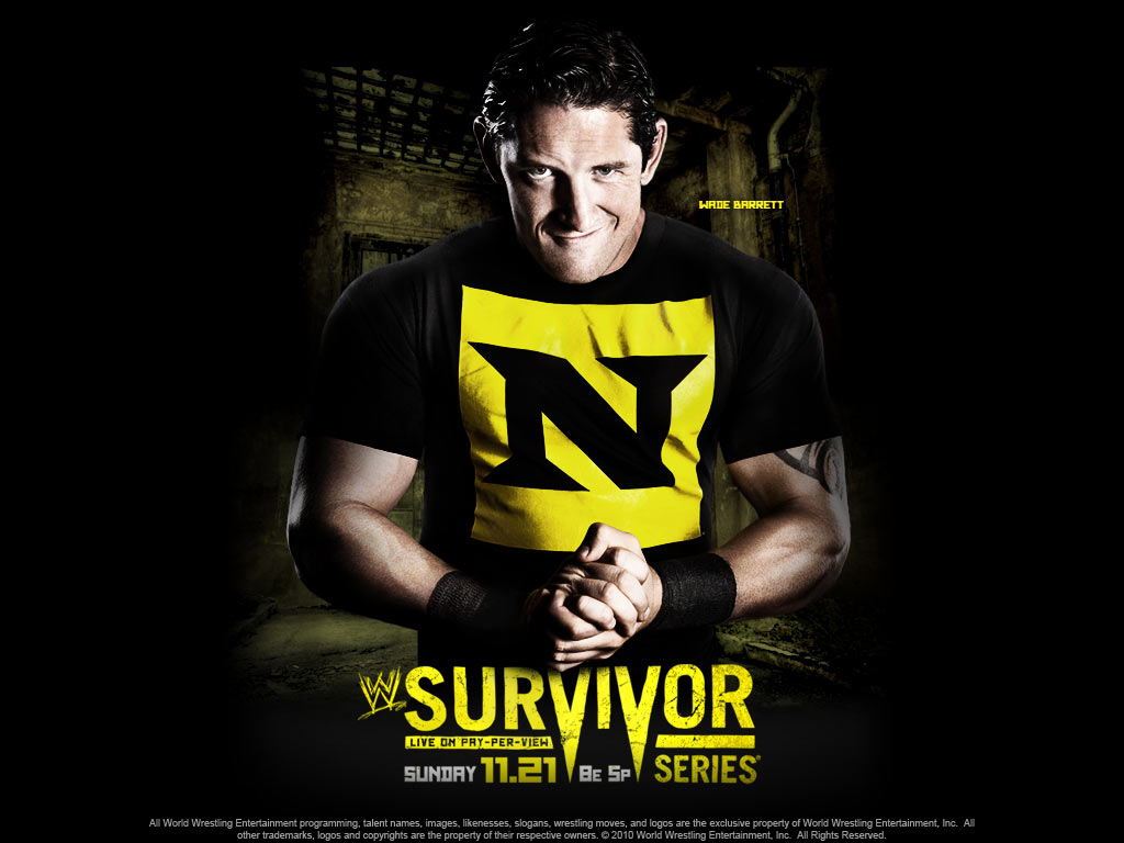 WWE Lukes Detailed Survivor Series 2010 Predictions Bleacher 1024x768