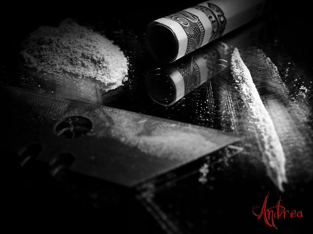 Fonds dcran Cocaine PC et Tablettes iPad etc 1024x768