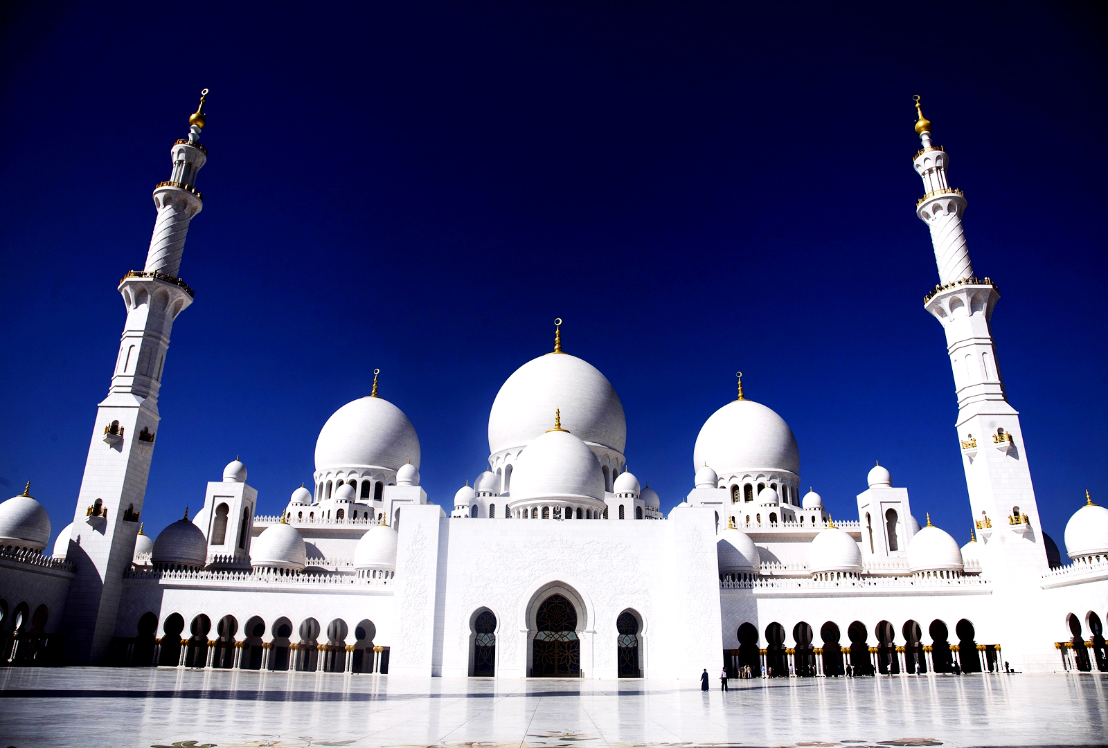 Islamic Architecture HD Mosque Wallpapers Desktop Wallpapers 1600x1081