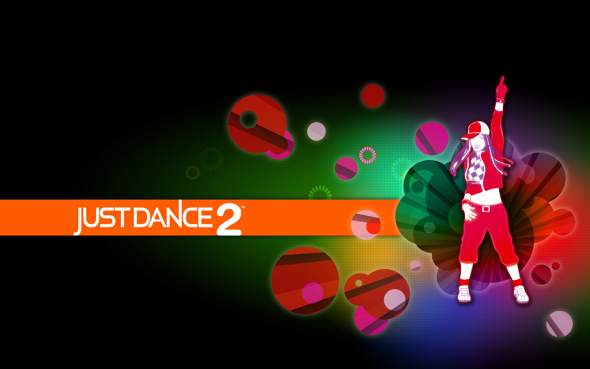 Just Dance 3 Windows 7 Theme For Dancers Not Humans 1920x1200