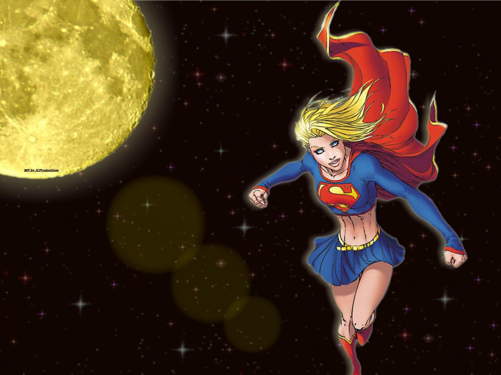Supergirl   DC Comics Wallpaper 27009563 1600x1200