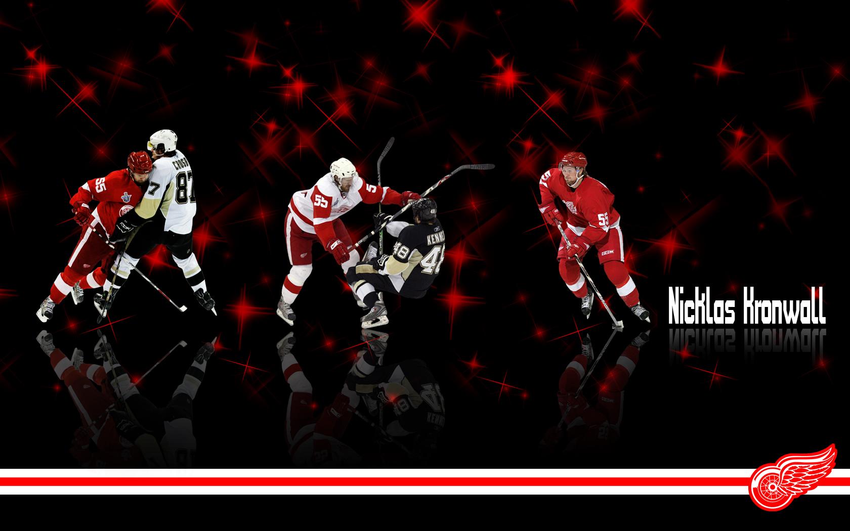 Detroit Red Wings HD Wallpaper Howard 1680x1050
