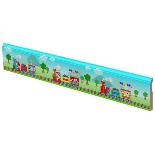 Circus Trains Wall Border 500x500