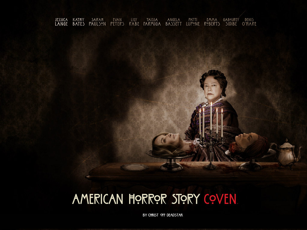 Free Download Ahs Coven Wallpaper By Christ Off 1024x768 For