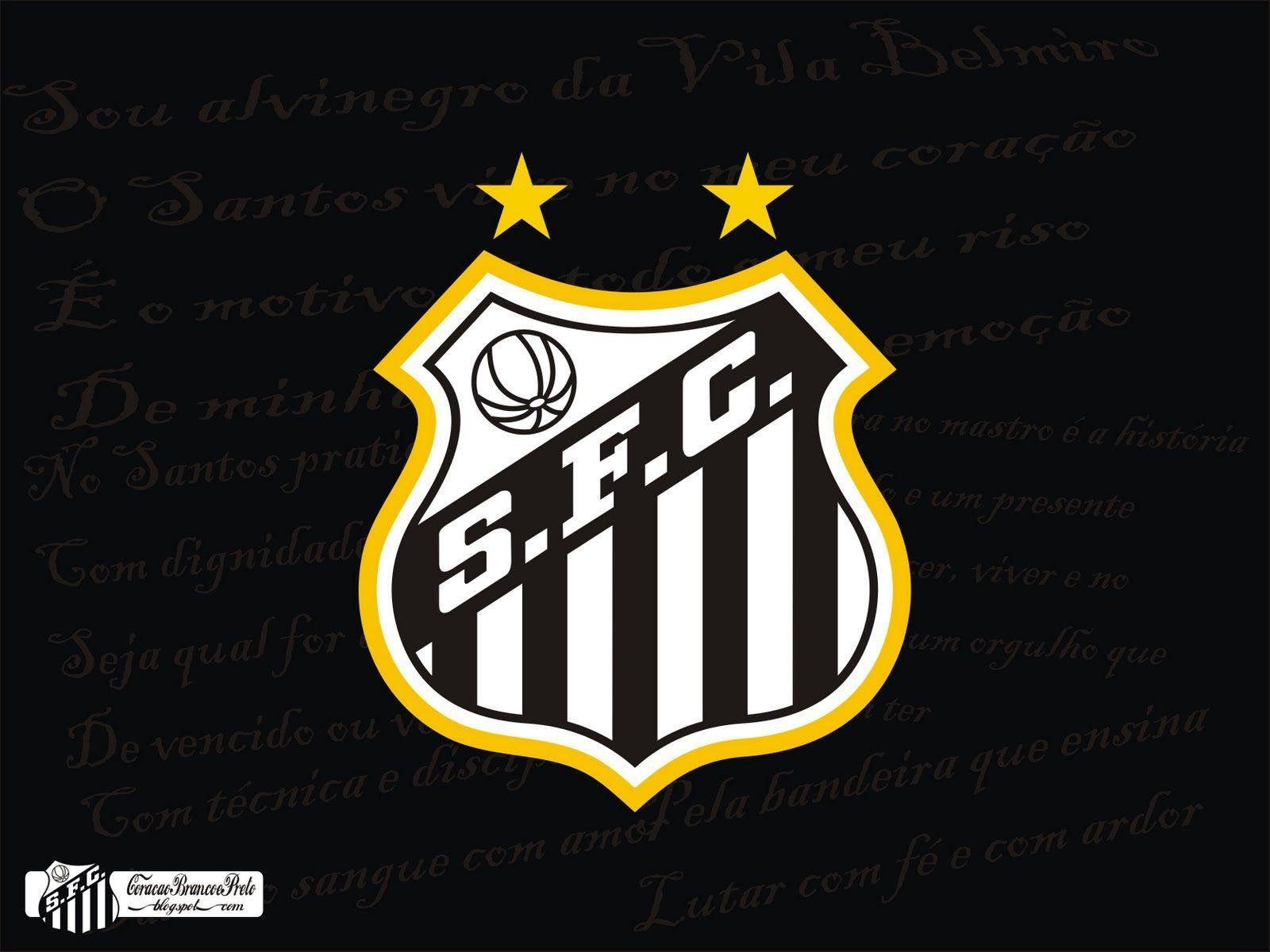 santos futebol clube wallpaper 1600x1200